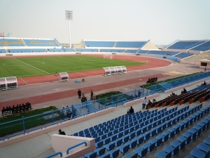 As-Suwais Stadium, as-Suways (Suez)