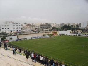 Stade Municipale Bou Ali-Lahouar, Hammam-Sousse