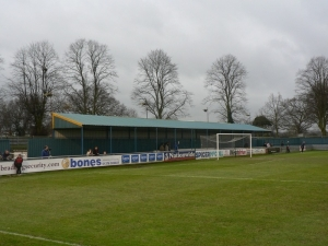 Cressing Road Stadium, Braintree, Essex