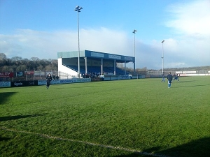 New Bridge Meadow Stadium, Hwlffordd / Haverfordwest, Pembrokeshie