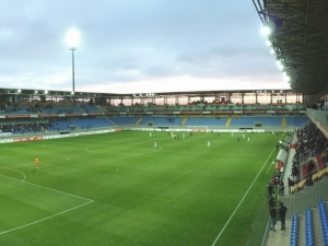 Bakcell Arena, Bak (Baku)