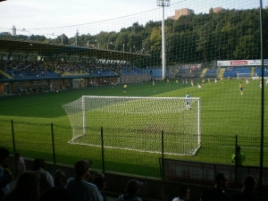 Stadion Letn, Zln