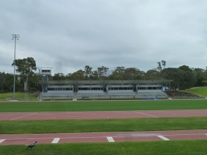 AIS Athletics Track, Canberra