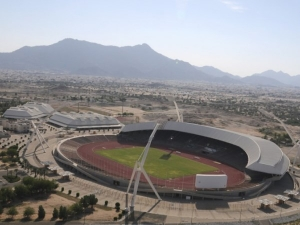 King Abdul Aziz Stadium