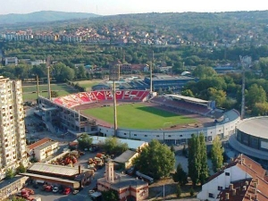 Gradski Stadion air
