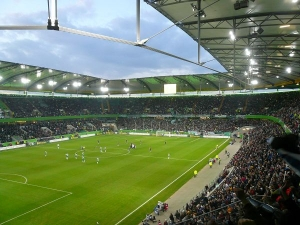 VOLKSWAGEN ARENA, Wolfsburg
