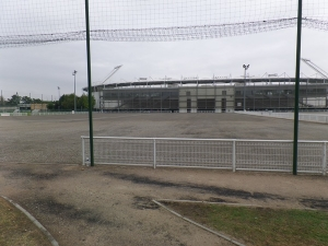 Stadium annexe n4, Toulouse