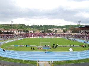 Stadio San Vito, Cosenza