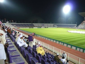 Tahnoun Bin Mohamed Stadium