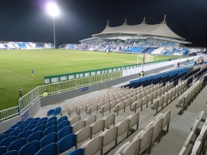 Bani Yas Stadium, Bani Yas