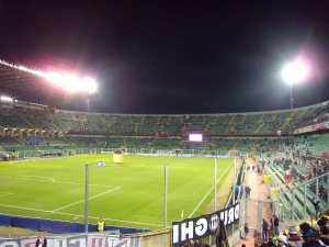 Stadio Renzo Barbera, Palermo