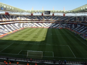 Mbombela Stadium, Nelspruit