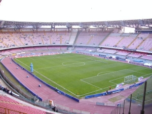 Stadio San Paolo, Napoli