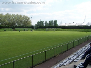 Plaine de Jeux de Gerland (terrain 10), Lyon