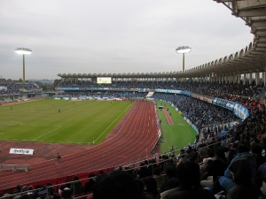 Kawasaki Todoroki Stadium, Kawasaki