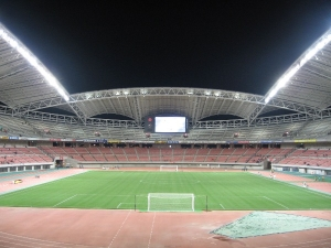 Tohoku Denryoku Big Swan Stadium, Niigata