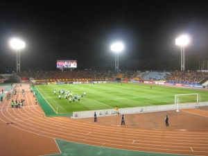 Nagoya Mizuho Athletic Stadium, Nagoya