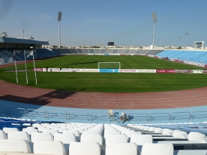 Saoud Bin Abdulrahman Stadium (Al-Wakrah Stadium)
