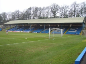 The Shay Stadium, Halifax, West Yorkshire