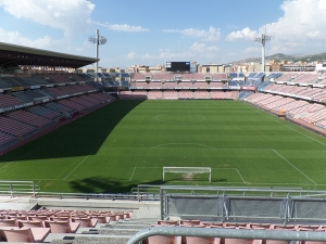 Estadio Nuevo Los Crmenes