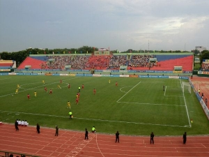 Sn vn ng G u (Go Dau Stadium)