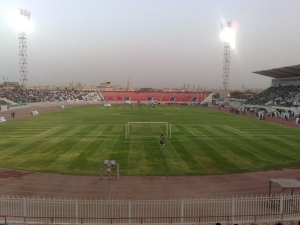 Al Kuwait Sports Club Stadium, Madnat al-Kuwayt (Kuwait City)