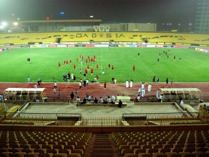 Mohammed Al-Hammad Stadium, Madnat al-Kuwayt (Kuwait City)