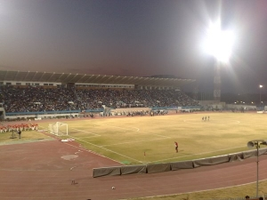 Al-Sadaqua Walsalam Stadium, Madnat al-Kuwayt (Kuwait City)