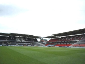 Lerkendal Stadion, Trondheim
