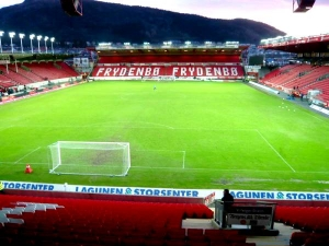 Brann Stadion, Bergen