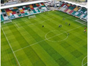 Tallaght Stadium, Dublin