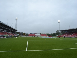 Alfheim Stadion, Troms