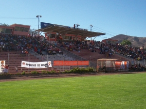 Estadio El Cobre, El Salvador, Diego de Almagro