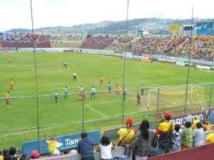 Estadio Chillogallo