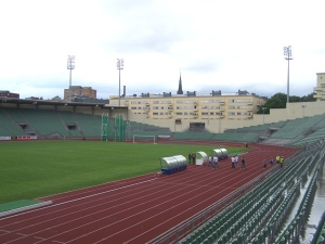 Bislett Stadion, Oslo