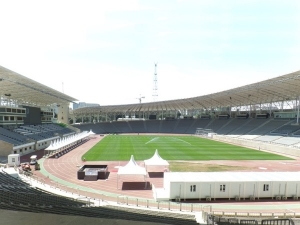 Tofiq Bhramov adna Respublika stadionu, Bak (Baku)