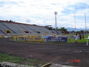 Estadio Guillermo Plazas Alcid