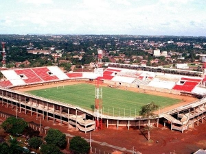 Estadio Teniente Coronel Antonio Oddone Sarubbi, Ciudad del Este