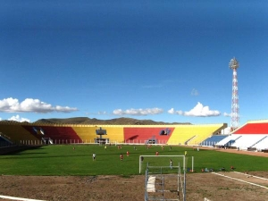 Estadio Victor Agustn Ugarte, Potos