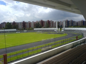 Estadio Alfonso Lpez Pumarejo de la Ciudad Universitaria