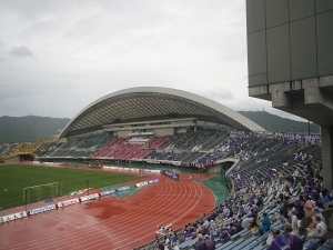 EDION Stadium, Hiroshima