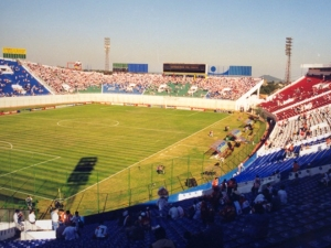 Estadio Defensores del Chaco, Asuncin