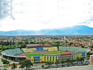 Estadio Flix Capriles, Cochabamba