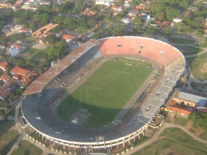 Estadio Ramn Aguilera Costas, Santa Cruz de la Sierra