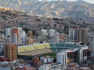 Estadio Hernando Siles, La Paz