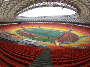 Olimpiyskiy stadion Luzhniki