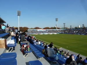 NHK Spring Mitsuzawa Football Stadium, Yokohama