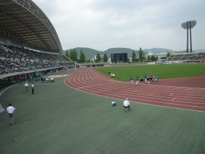 Kanko Stadium, Okayama