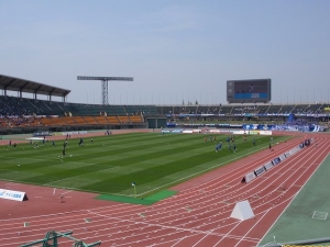 Toyama Athletic Recreation Park Stadium, Toyama