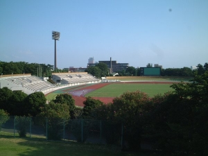Shoda Shoyu Stadium Gunma Stadium